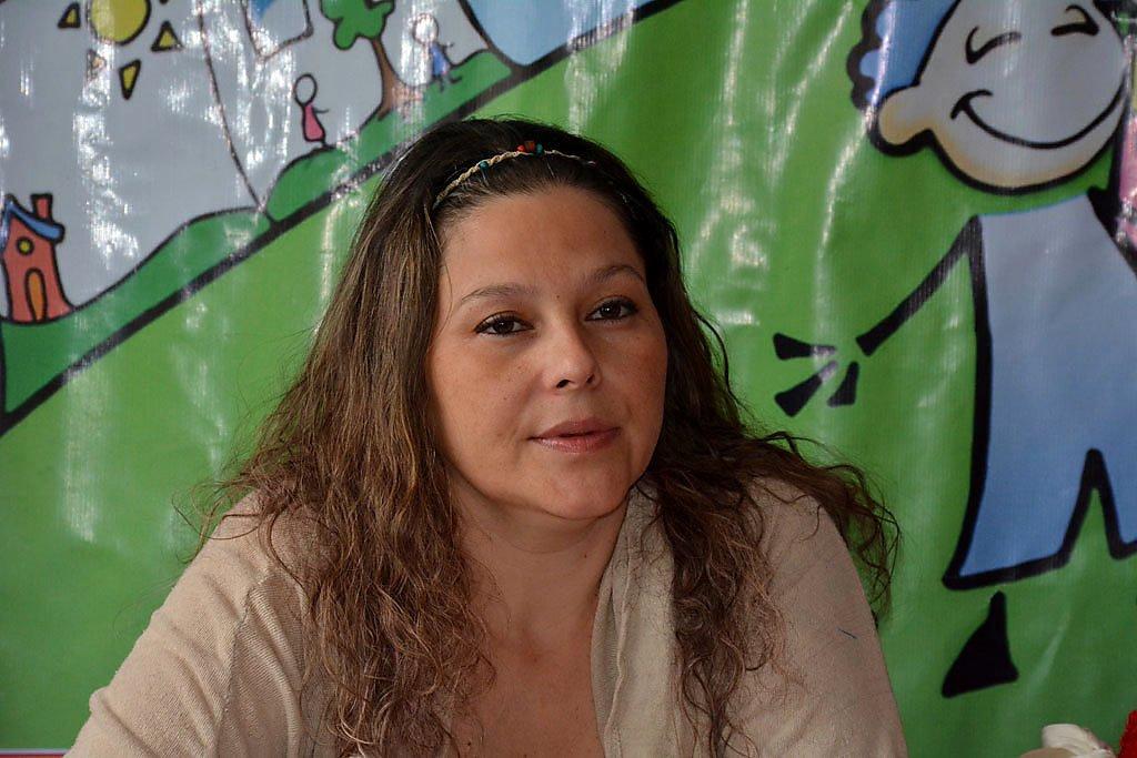 Lorena Galeano, referente de PAyCAN.