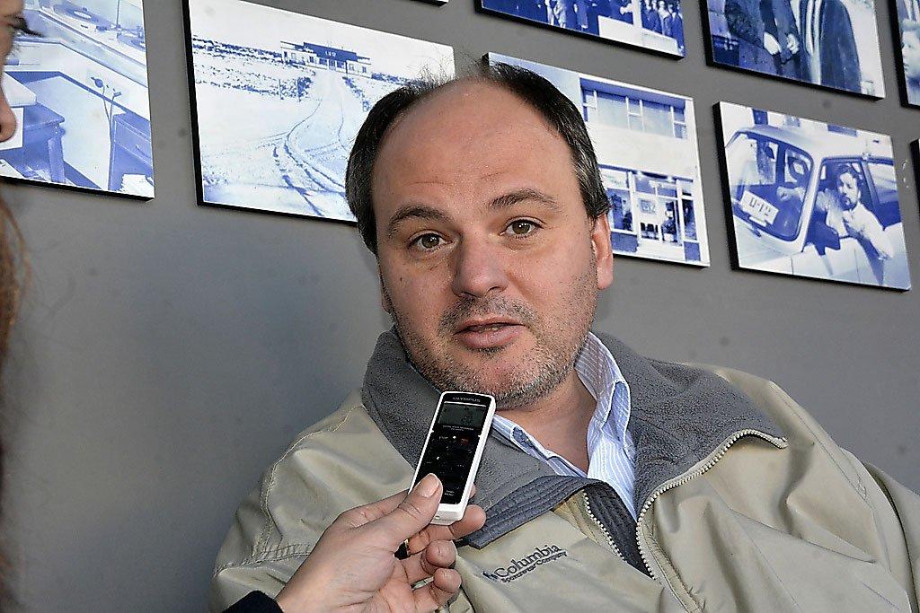 Paulo Lunzevich, referente de la Asociación de Hoteleros y Gastronómicos.