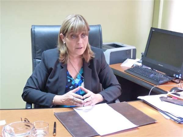 Jueza federal Marta Yáñez. FOTO: ARCHIVO