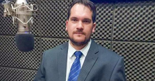 Matías Solano, referente de laAsociación de Inquilinos de Santa Cruz.