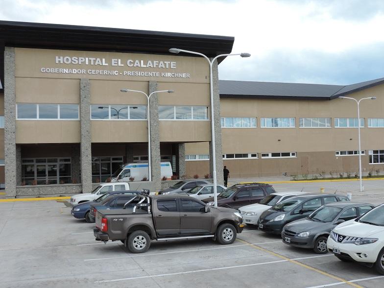 Hospital SAMIC de Alta Complejidad de El Calafate.
