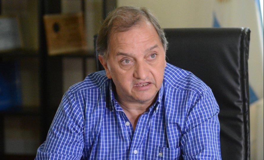 Carlos Linares, ex intendente de Comodoro Rivadavia. FOTO: El Chubut