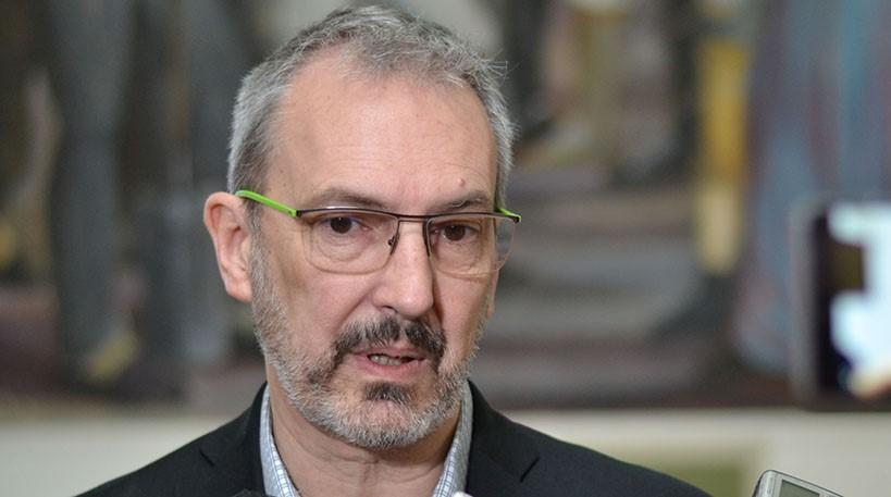 Fabián Puratich, ministro de Salud de Chubut