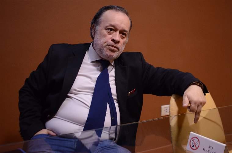 Carlos Telleldín, defensor de los hermanos Zaeta.