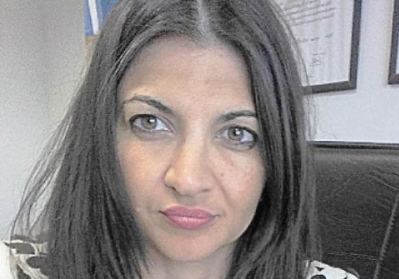 Noelia Ursino, jueza de Instrucción de Puerto Santa Cruz.