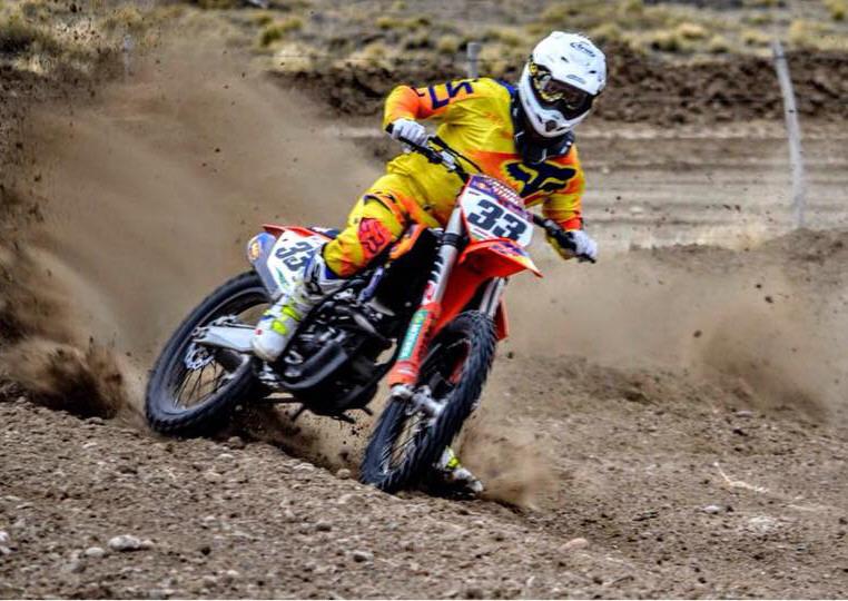 El motociclismo podría volver bajo condiciones seguras. FOTO: MARTÍN ANGLESIO