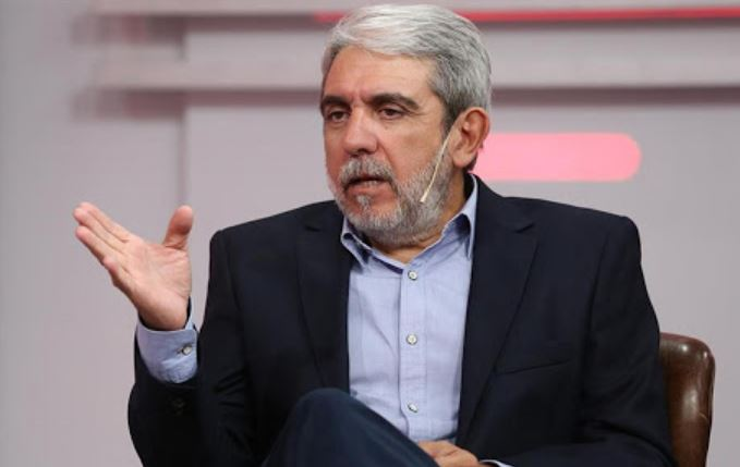 Aníbal Fernández - Interventor de YCRT