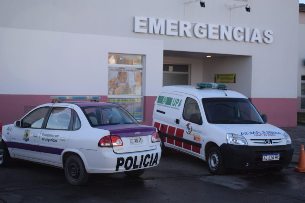 Hospital de Caleta Olivia