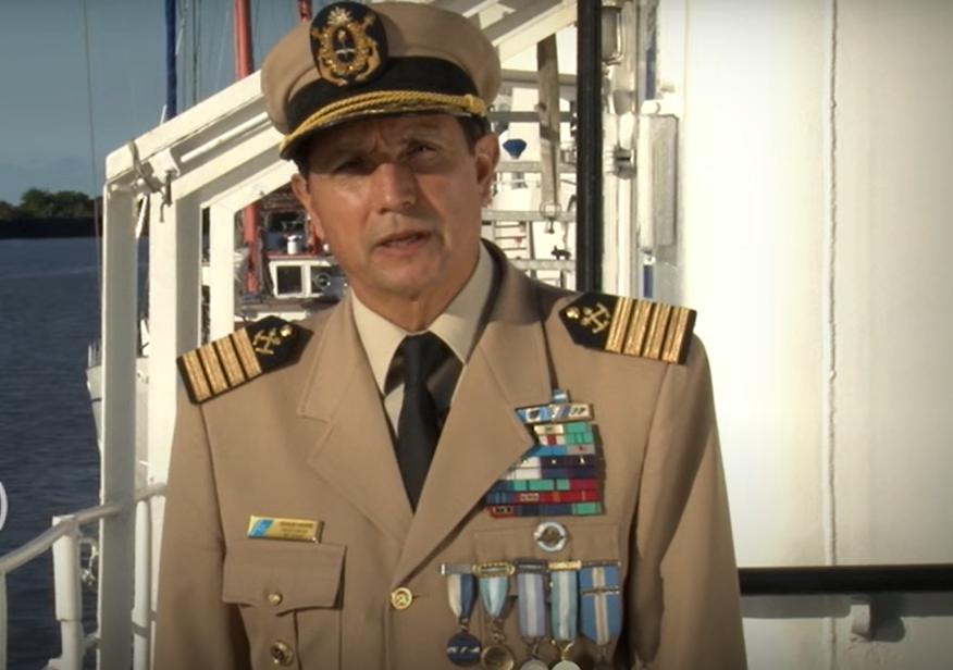 Osvaldo Aguirre - Ex combatiente