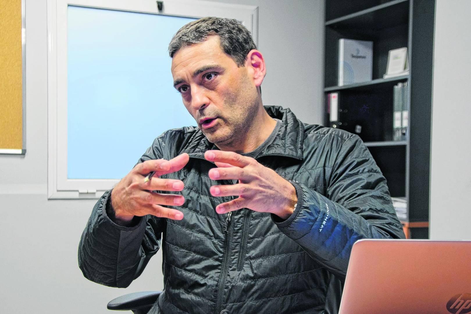 Pablo Iuliano, ocupará la vicepresidencia de No Convencional.