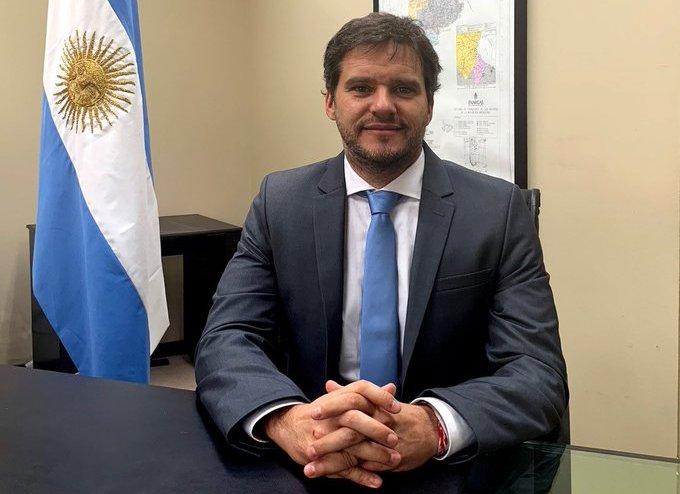 Federico Bernal, interventor de ENARGAS.
