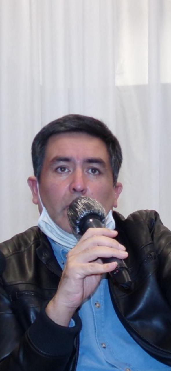 El titular de AOMA, Javier Castro, explicó como funcionaron los protocolos en la actividad minera, donde movilizaron más de 10.000 personas.