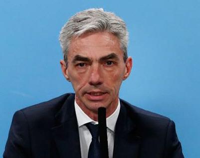 Mario Meoni, ministro de Transporte de la Nación.