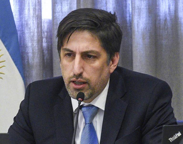 Nicolás Trotta, ministro de Educación de Nación.