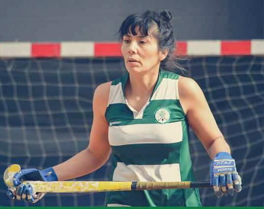 Mariela Mendoza, directora de Deportes.