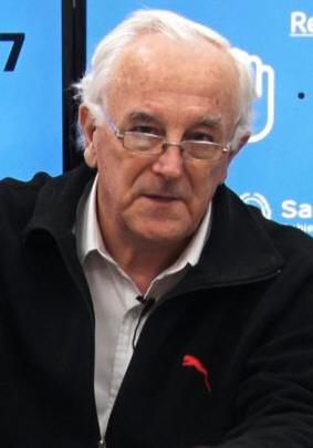 Juan Carlos Nadalich, ministro de Salud de Santa Cruz.