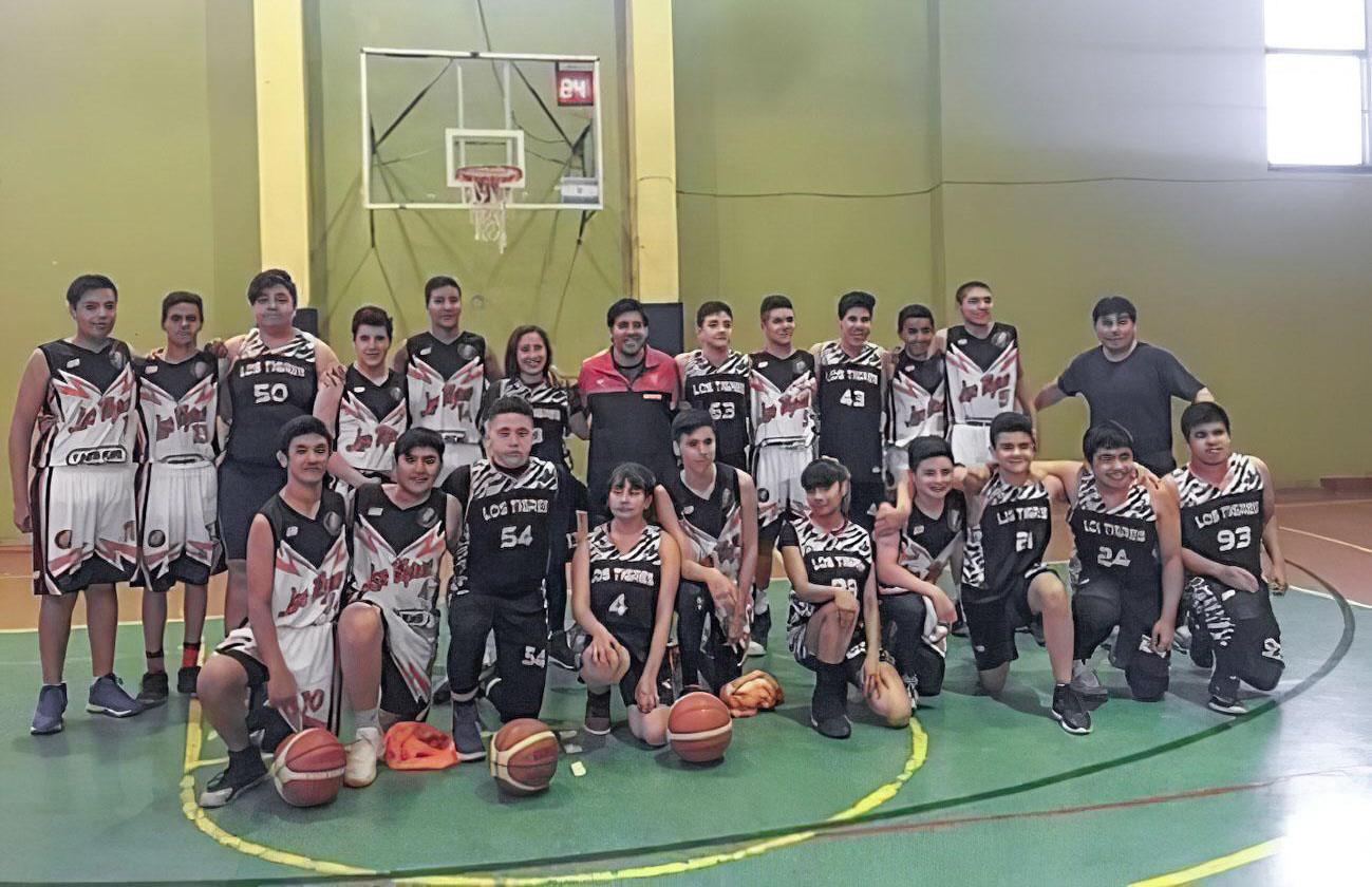 Grupo de los U15 versión 2019 que espera volver al ruedo. FOTO: PABLO GERÉZ