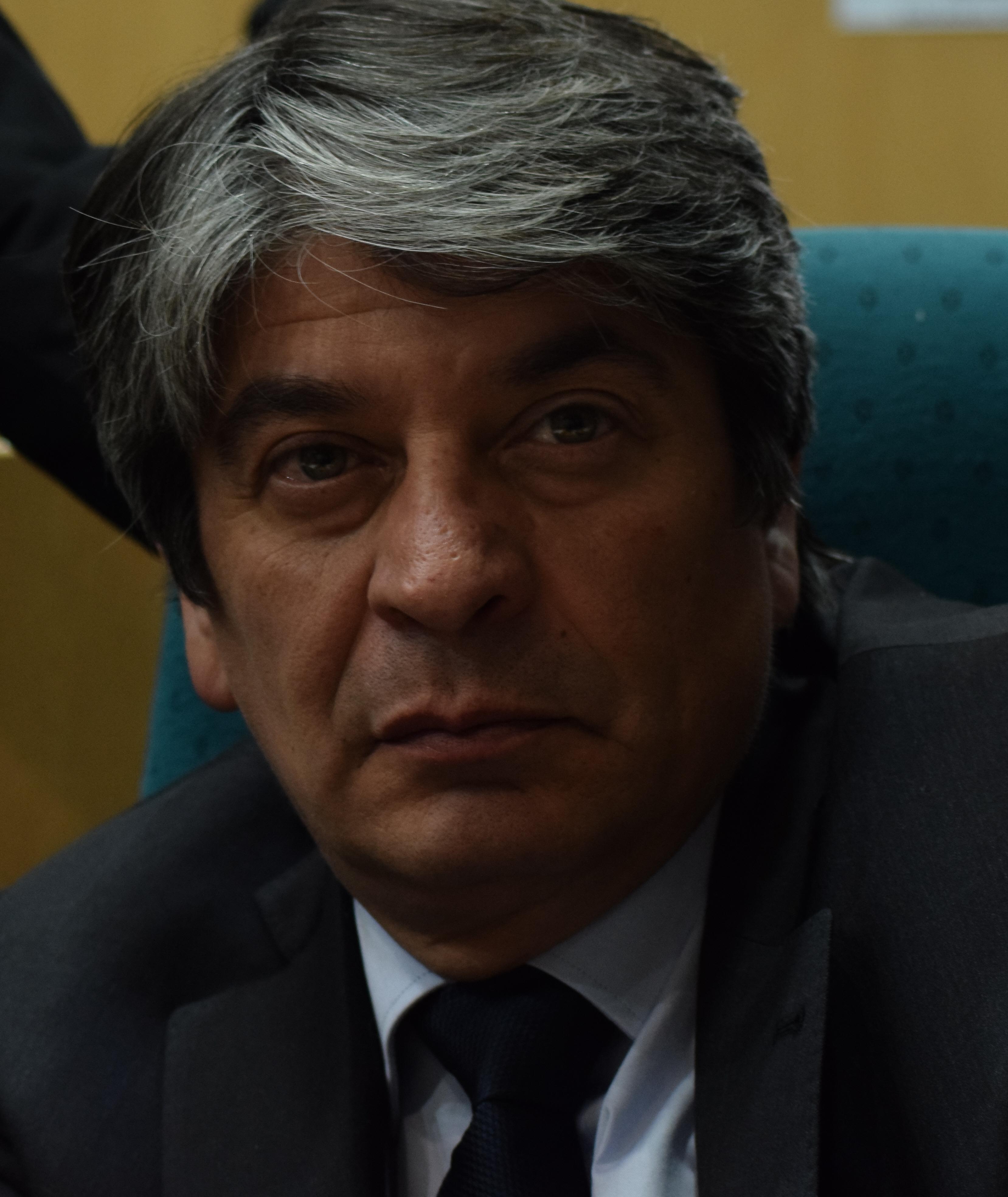 José Luis Garrido, diputado del oficialismo.