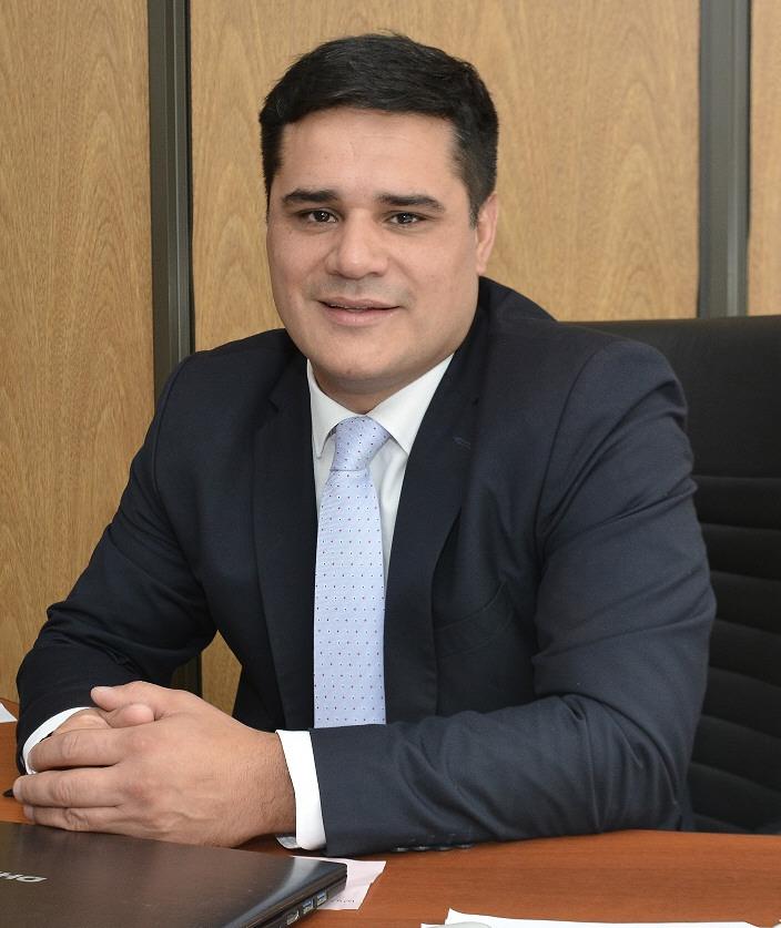Martín Chávez, diputado provincial.