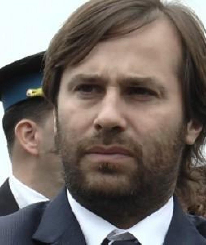 Daniel Roquel, diputado por la UCR.
