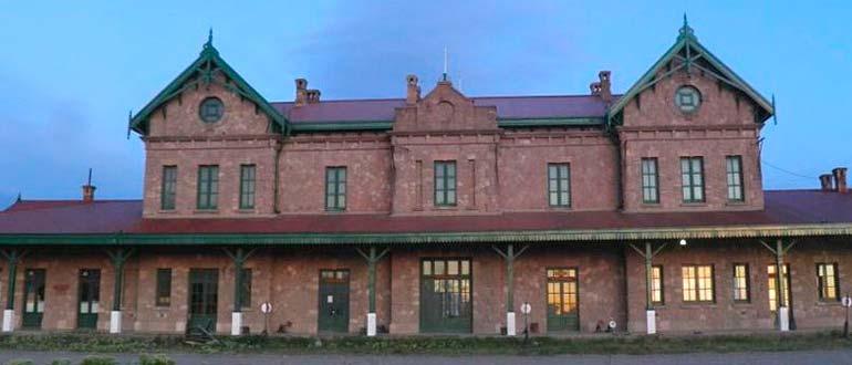 Estación de Ferrocarril de Puerto Deseado