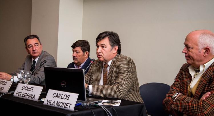 Carlos Vilas Moret de la Mesa Ovina Nacional valoró el rol de la ley ovina.