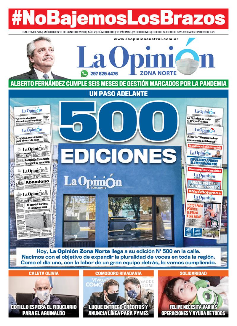 500 ediciones