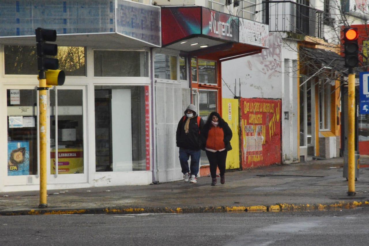 Paseo en pareja. FOTO: José Silva