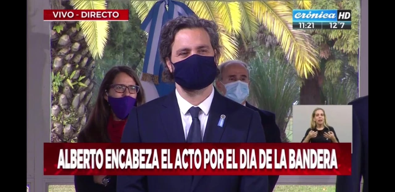 El jefe de Gabinete Santiago Cafiero