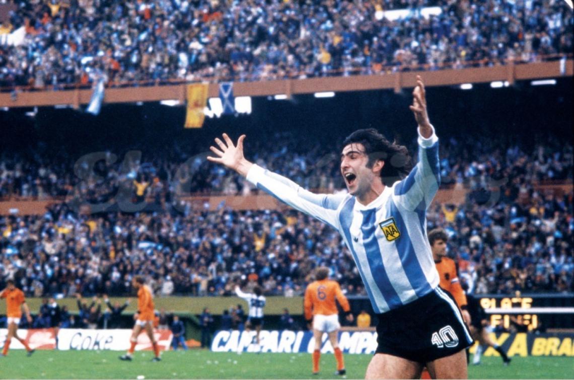 Un día como hoy, pero de 1978, Argentina se consagró campeón del mundo.