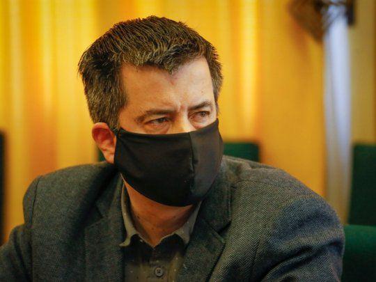 Andrés Celis Montt, el diputado chileno que propuso el traslado de pacientes chilenos en aviones Hércules de la Fuerza Aérea.