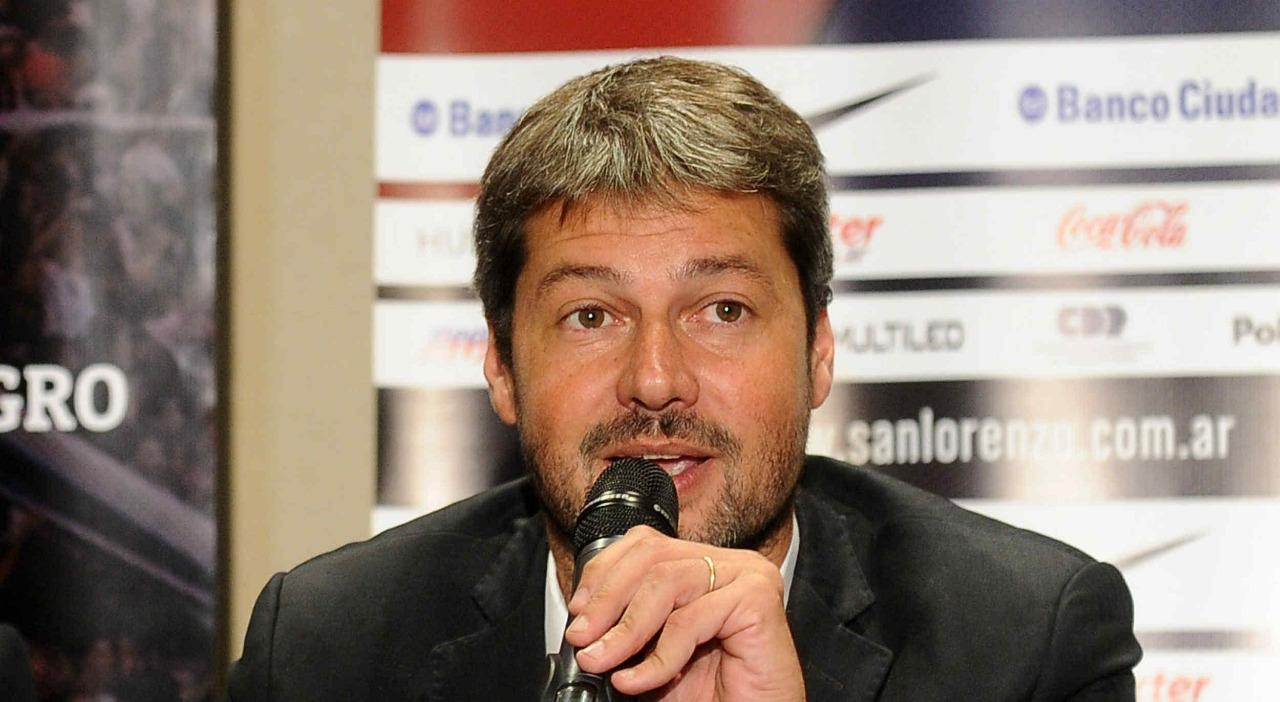 El ministro de Deportes y Turismo de la Nación, Matías Lammens