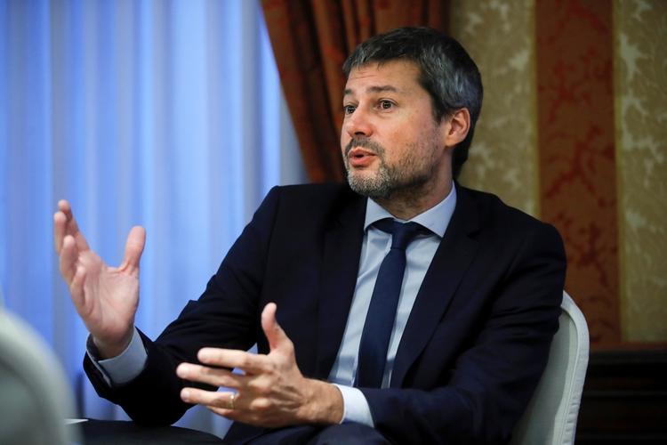 Matías Lammens, ministro de Turismo y Deportes de la Nación.