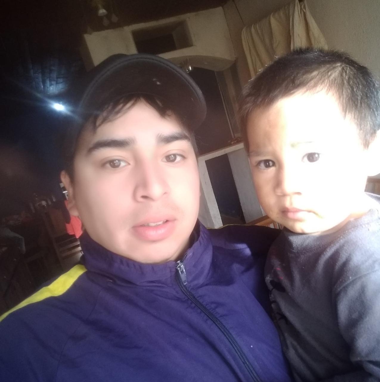 El joven asesinado, Ronal Astudillo.