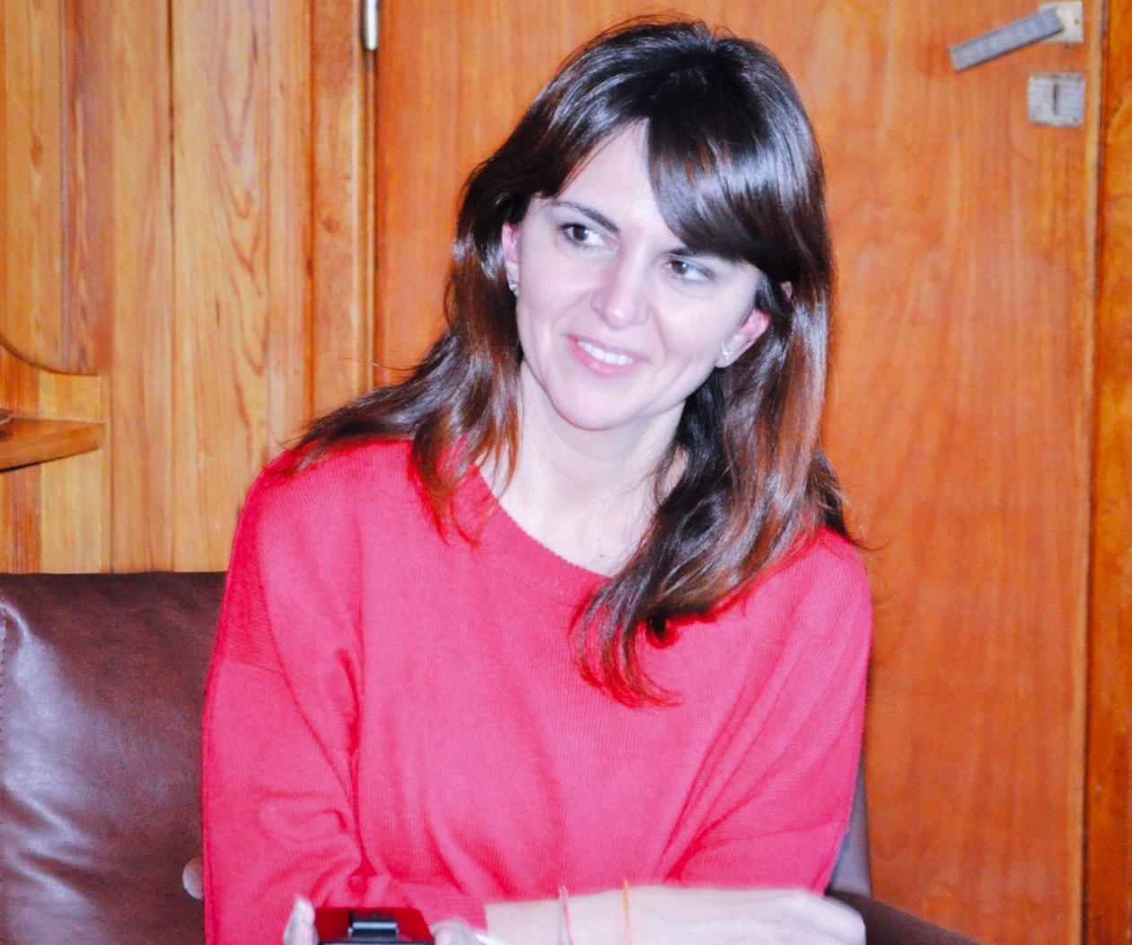 Silvina Córdoba confirmó días atrás a La Opinión Austral que fue designada como directora suplente en YPF, donde el cargo titular en representación de Santa Cruz lo ocupa Ignacio Perincioli.