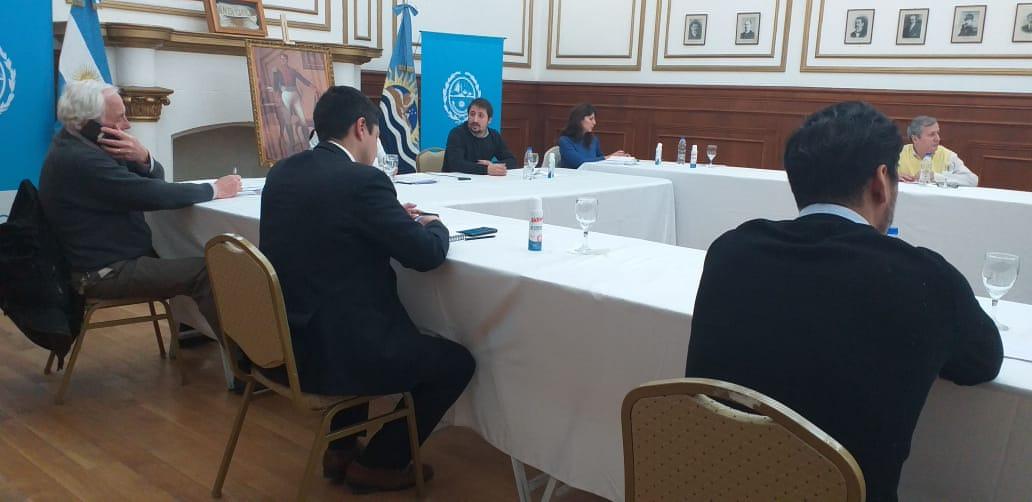 Participaron Alicia Kirchner, Leonardo Álvarez, Juan Carlos Nadalich, Lisandro de La Torre; Silvina Córdoba y Leandro Zuliani.