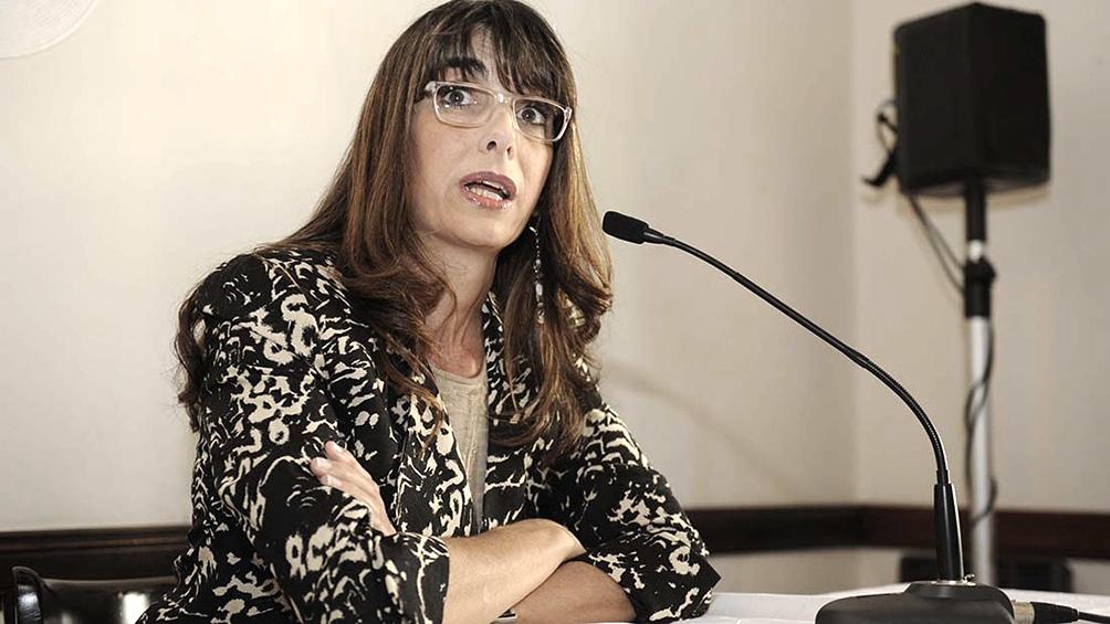 María Eugenia Bielsa, ministra de Desarrollo y Hábitat territorial