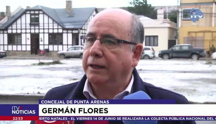 Germán Flores - Concejal