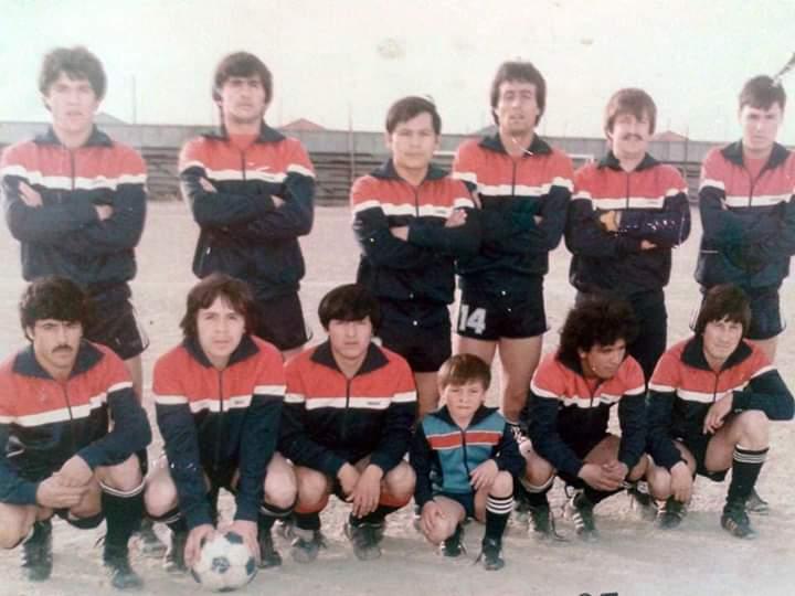 Manolo Pérez, 'Cacho' Guerrero, Mansilla, Juan Carlos Cárdenas, Juan Carlos Botta, Javier Barría, 'Loro' Arabales, Pacheco, Alejandro Aguilar, Loncón y Sandoval.