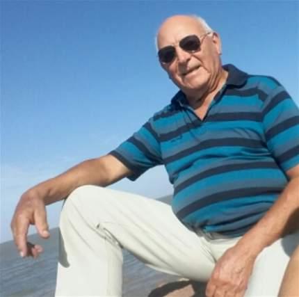 Juan Cesar, 60 años después vive en Punta Alta, al sur de la provincia de Buenos Aires.