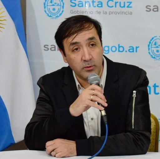 """Pablo Grasso:""""Gracias, señor presidente, por pensar en una Argentina unida""""."""