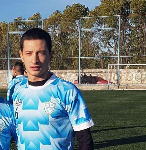 Gabriel Quirós, jugador