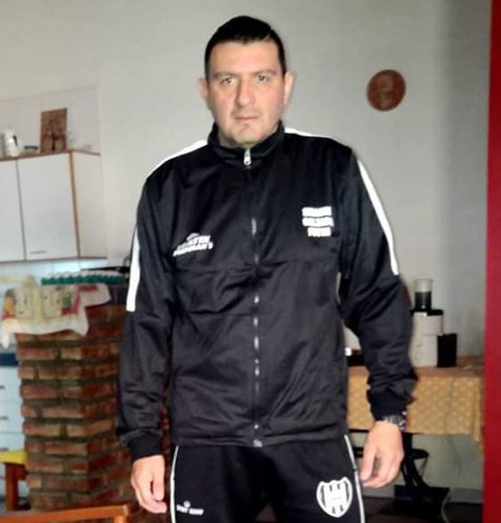 """Eduardo """"Topo"""" Montiel, jugador"""