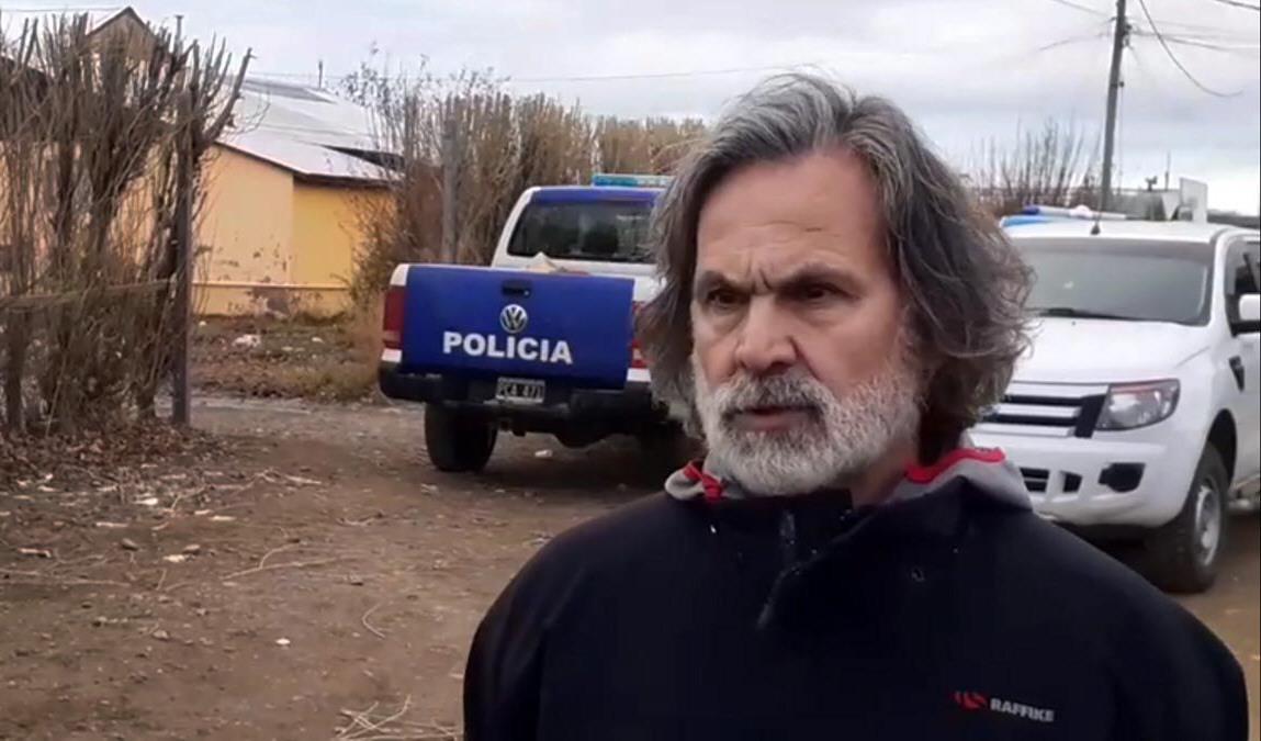 El juez de la causa, Carlos Narvarte. FOTO: AHORA CALAFATE.