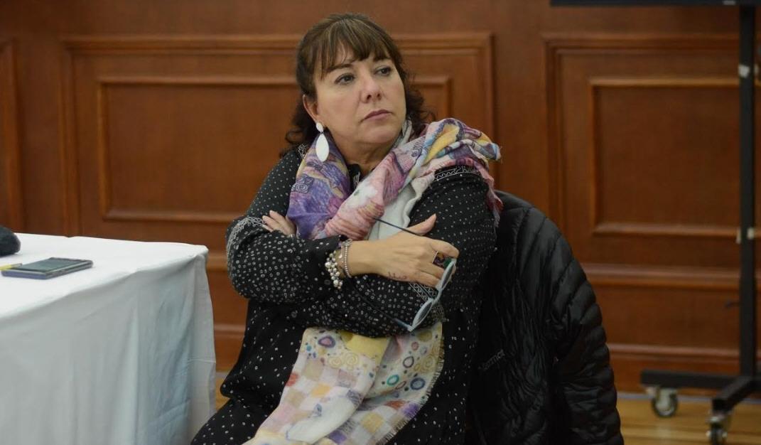 """La presidenta del Consejo Provincial de Educación de Santa Cruz, María Cecilia Velázquez, había adelantado por LU12 AM680 de Río Gallegos que """"podríamos imaginar una vuelta a clases en septiembre""""."""