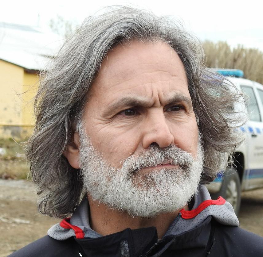 El juez Carlos Narvarte, que investiga el crimen de Fabián Gutiérrez