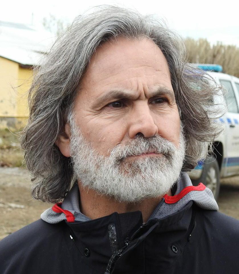 Carlos Narvarte, juez de El Calafate.