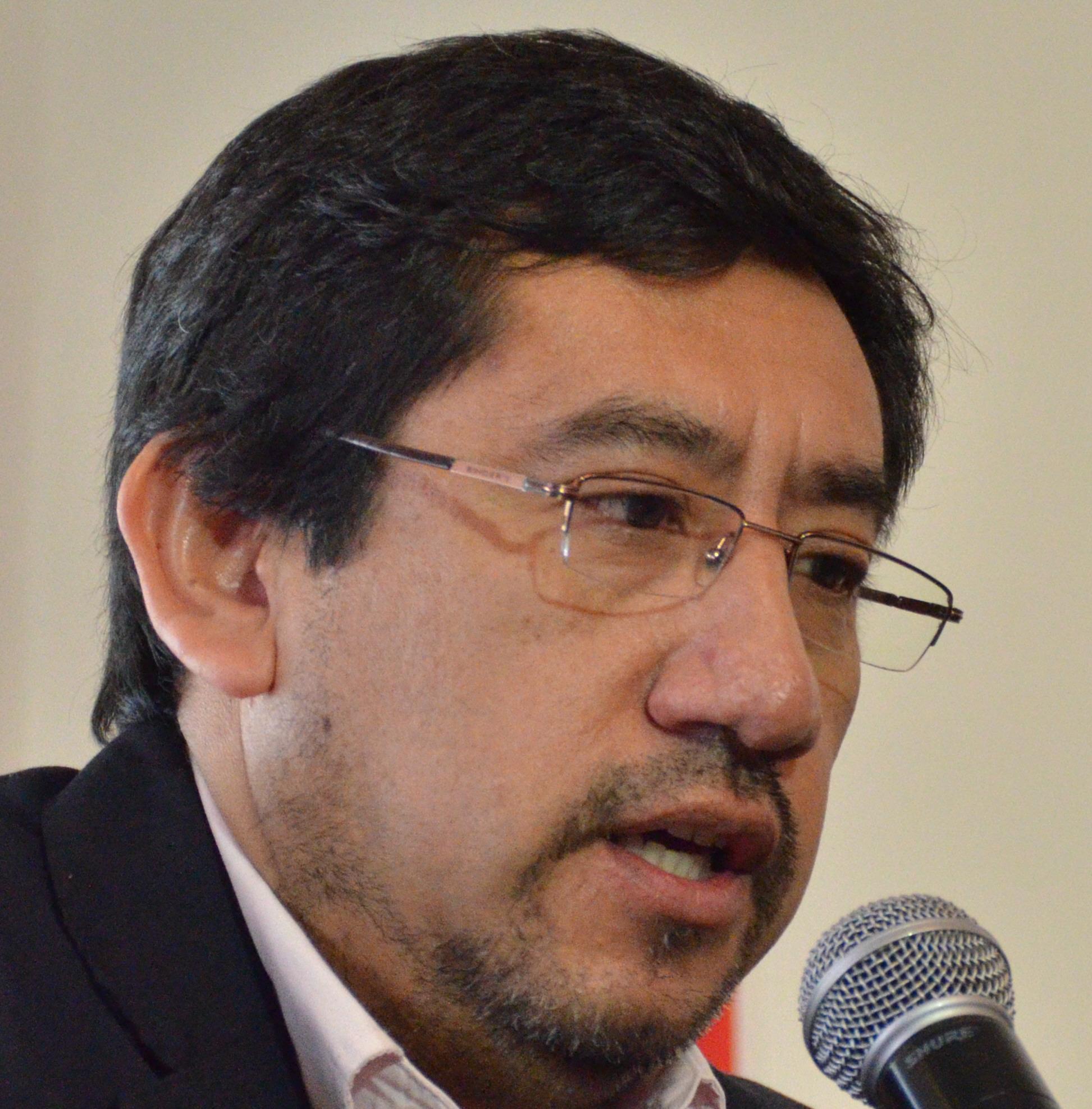 El abogado de la familia de Gutiérrez, Sandro Levín