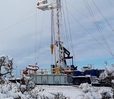 Sinopec, segunda productora de crudo, activó cuatro equipos de torre. FOTO: SINOPEC