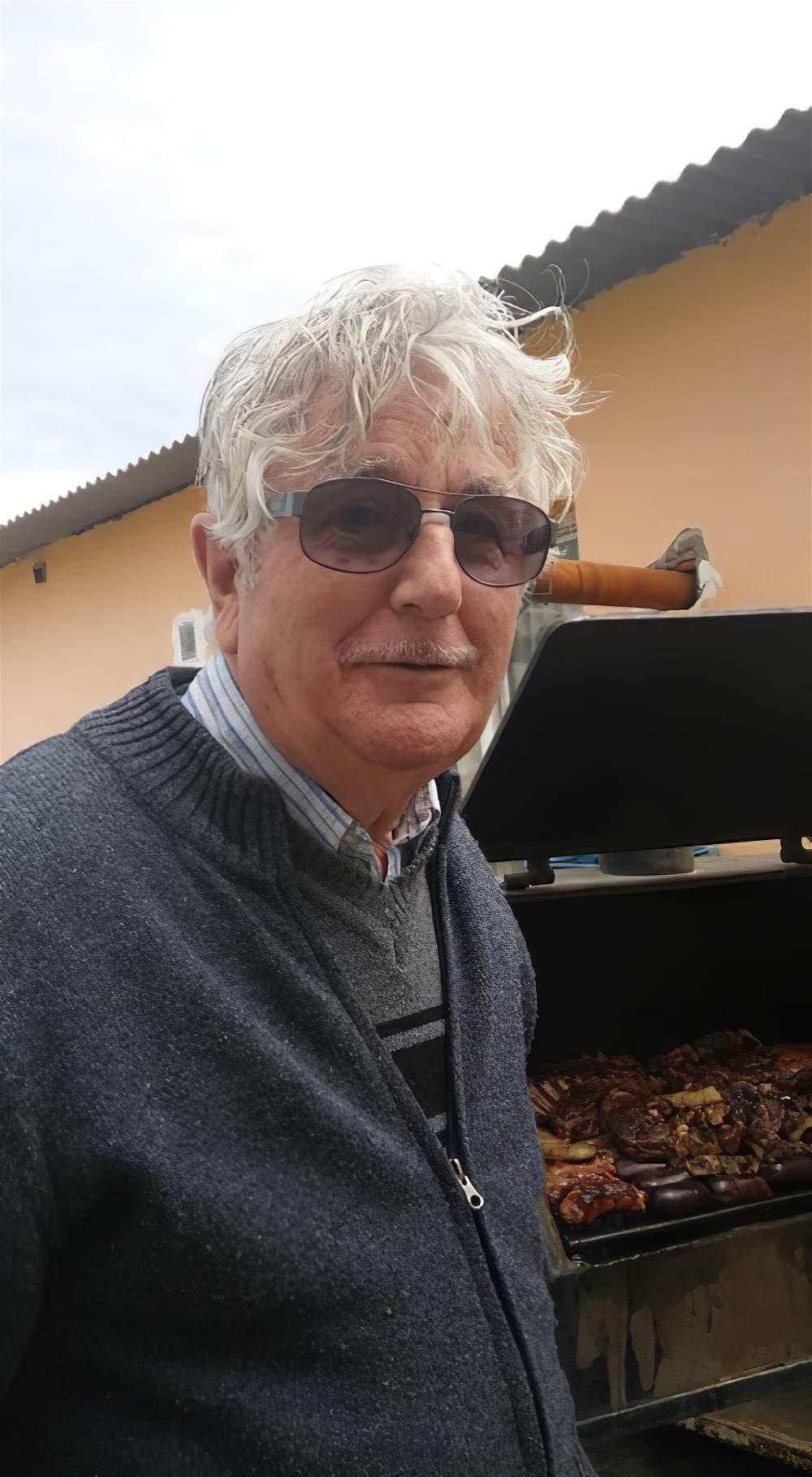 Máximo Krecul hoy vive en Comodoro Rivadavia.